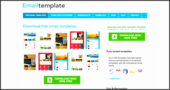 10 Editable Outlook Newsletter Sampletemplatess