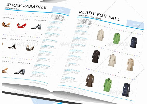 10 Fashion Clothing Catalog Templates to Boost Your Business