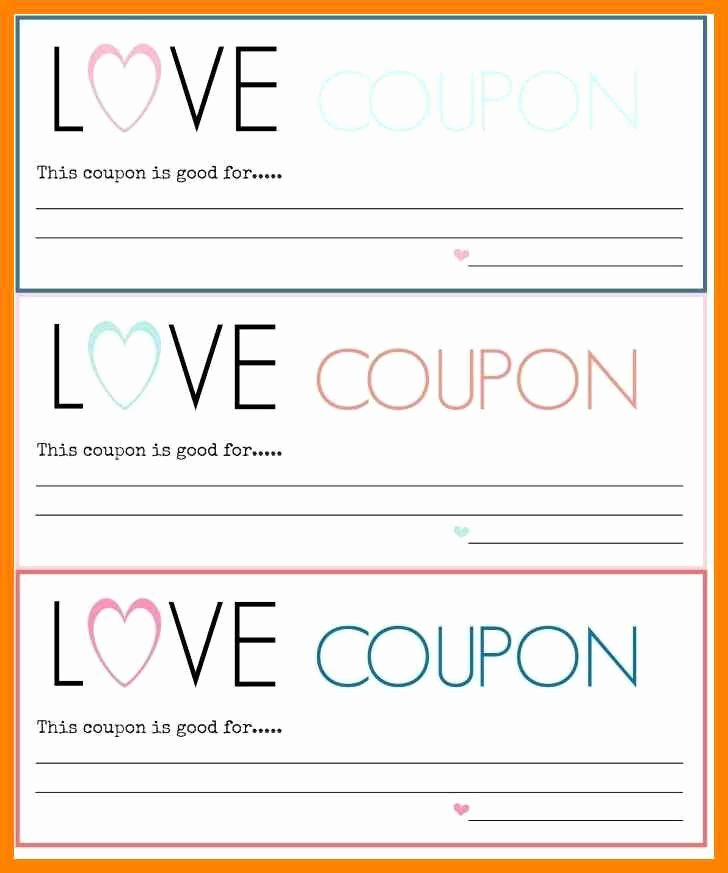 10 Free Coupon Template