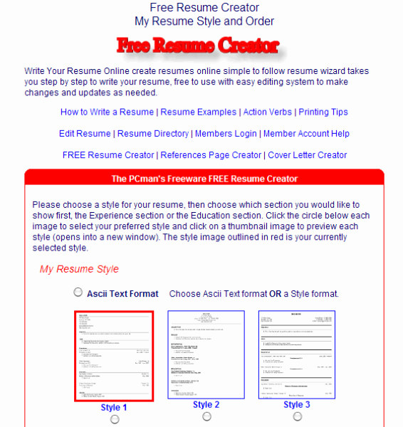 10 Free Line tools to Create Professional Resume