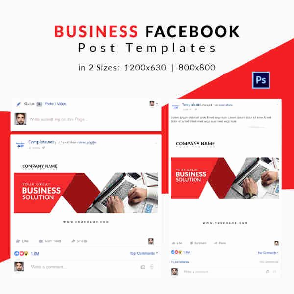 10 Free Post Templates Business Travel
