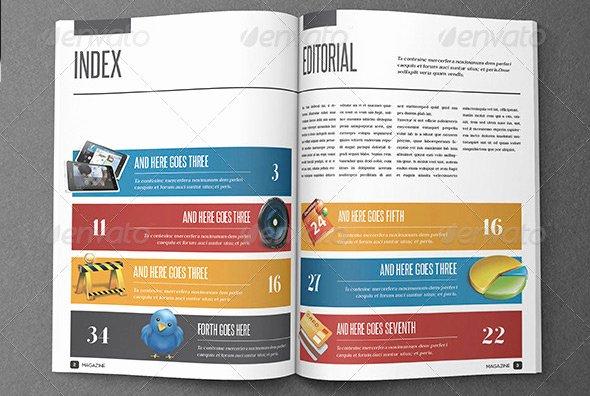10 Great Paper Indesign Magazine Templates – Design Freebies