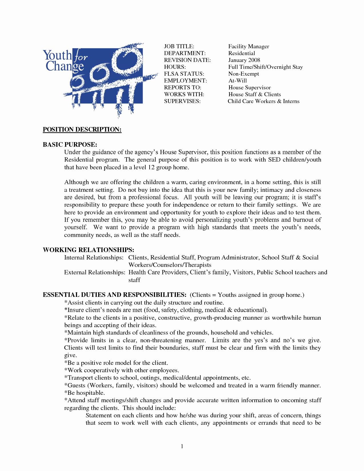 10 House Cleaning Resume Example Samplebusinessresume