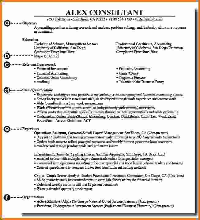 10 How to Write Job Description On Resume