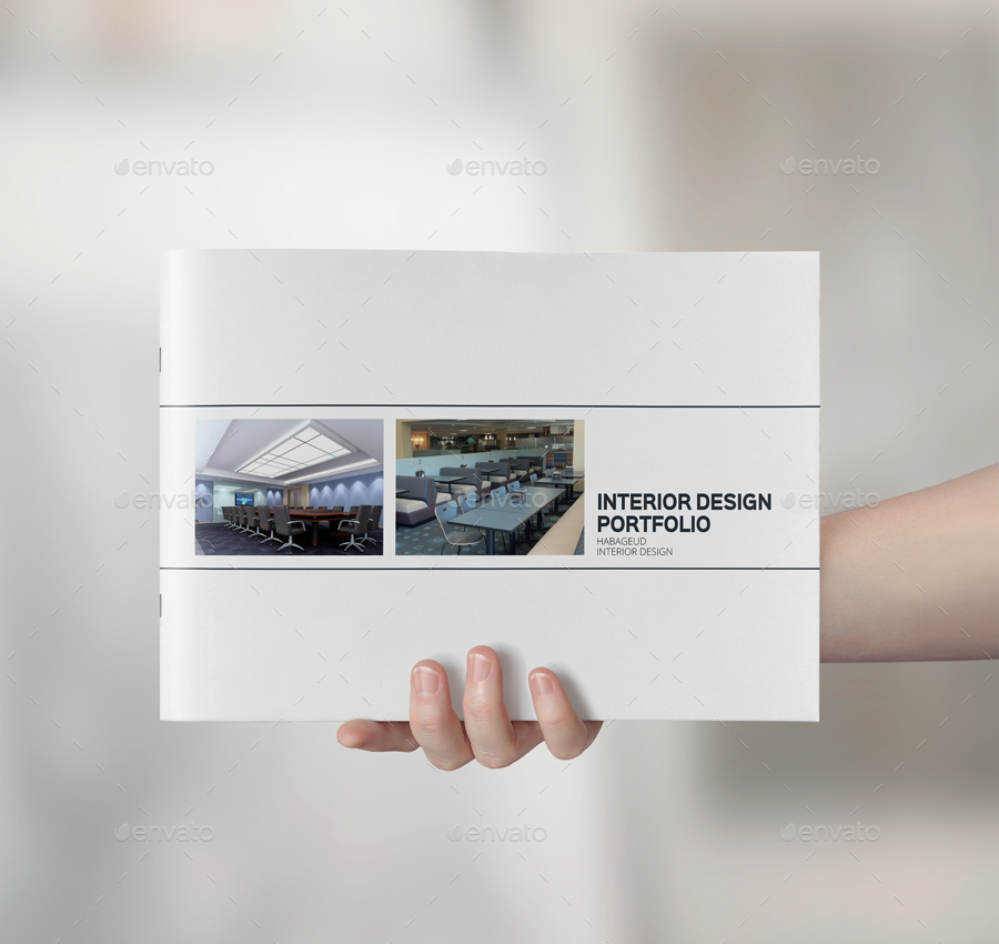 10 Interior Design Portfolio Examples Editable Psd Ai