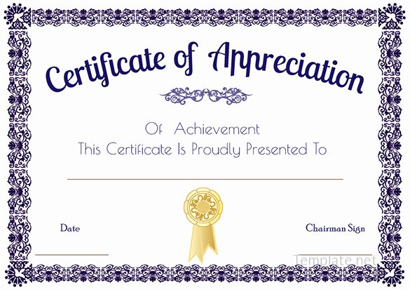 10 New Printable Blank Certificates