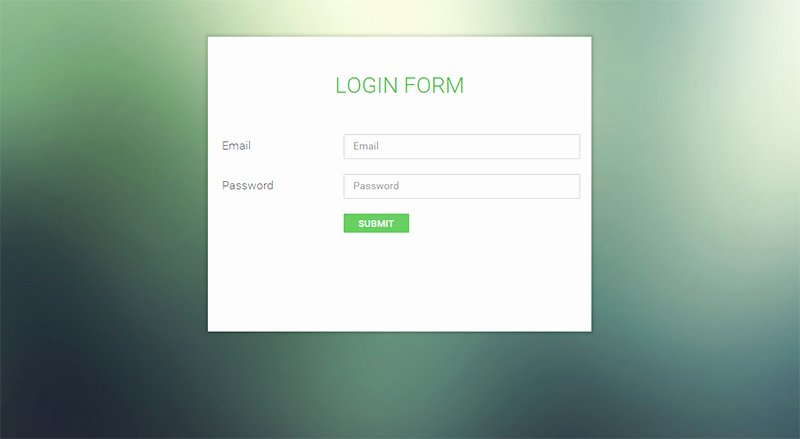 10 PHP Login form Templates Free & Premium