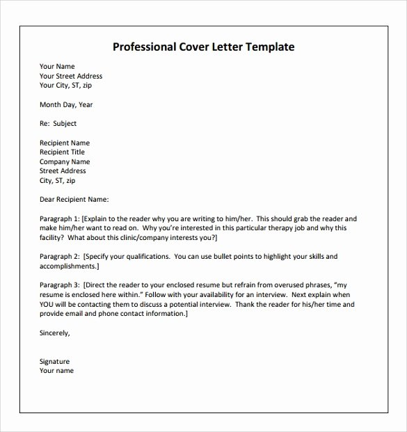 10 Physical therapist Cover Letters