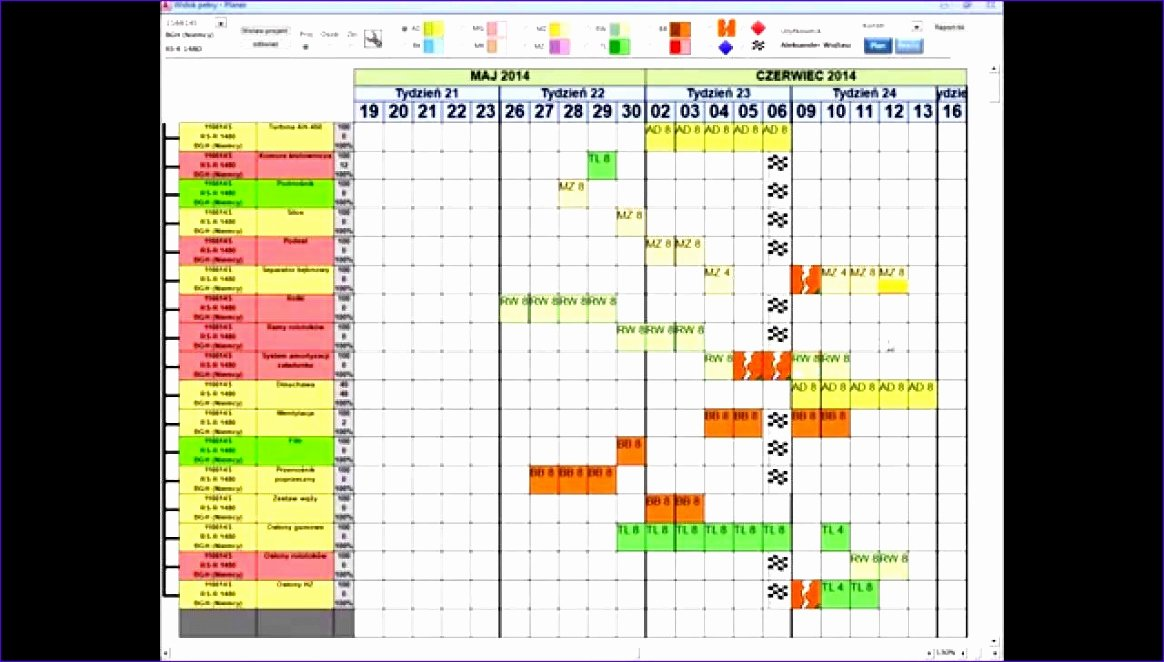10 Project Management Template Excel 2010 Exceltemplates