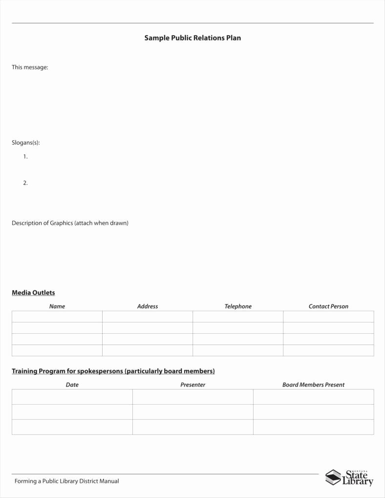 10 Public Relations Proposal Templates Free Pdf Doc