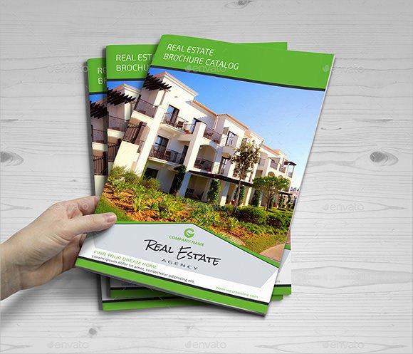 10 Real Estate Brochures