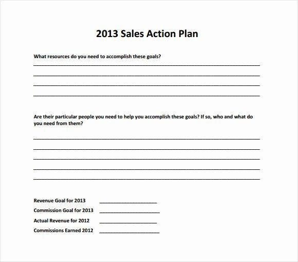 10 Sales Plan Samples