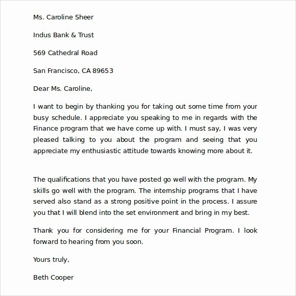 10 Sample Thank You for Your Business Letters