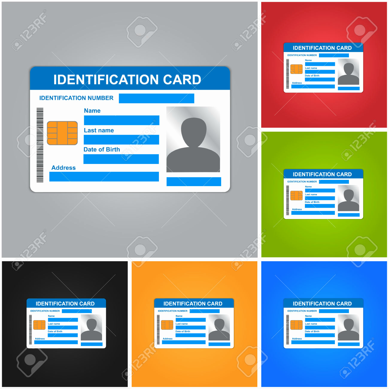 10 Student Card Templates Editable Psd Ai Vector Eps