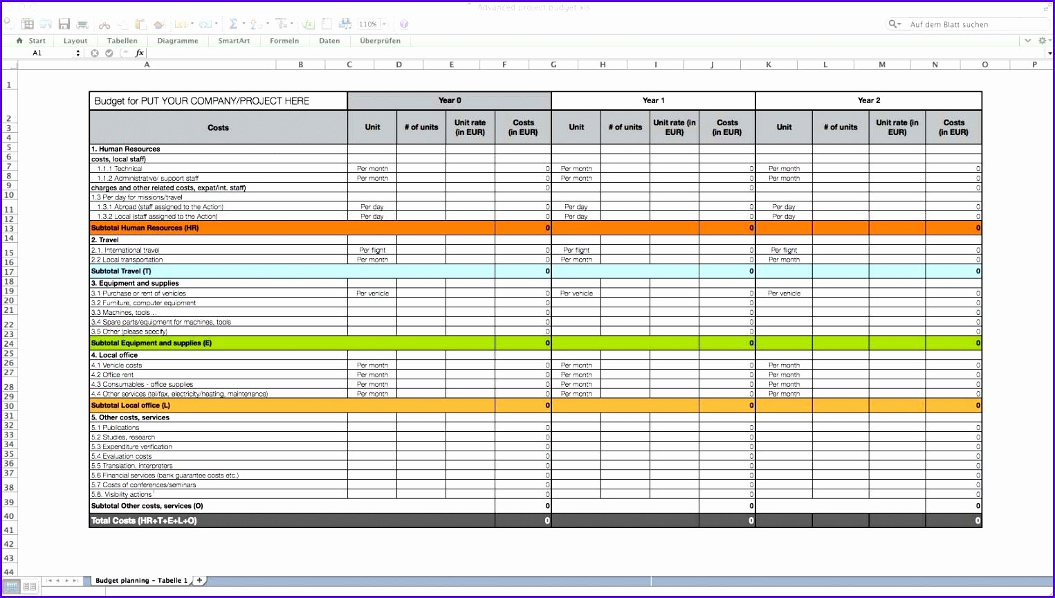 10 Test Plan Excel Template Exceltemplates Exceltemplates