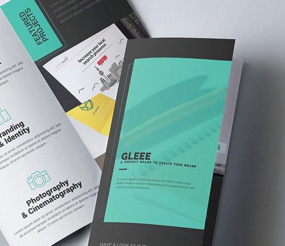 10 Tri Fold Brochure Templates