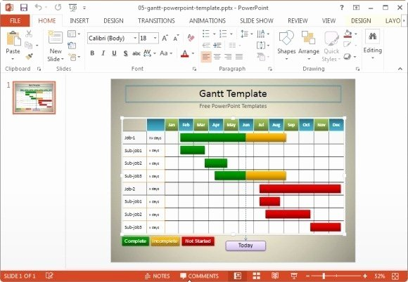 10 Useful Gantt Chart tools & Templates for Project Management