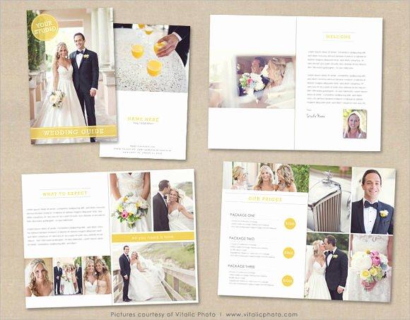 10 Wedding Brochures
