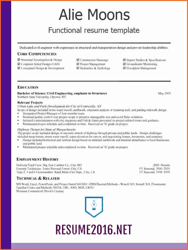 10 What Does A Simple Resume Look Like Bud Template