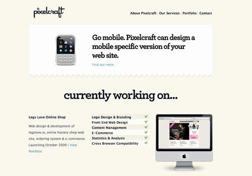 100 Clean Simple and Minimalist Website Designs Hongkiat