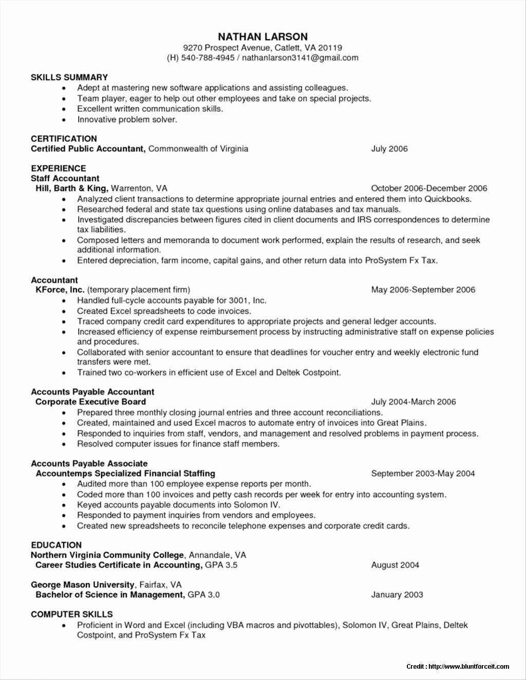 100 Free Resume Templates Download Resume Resume