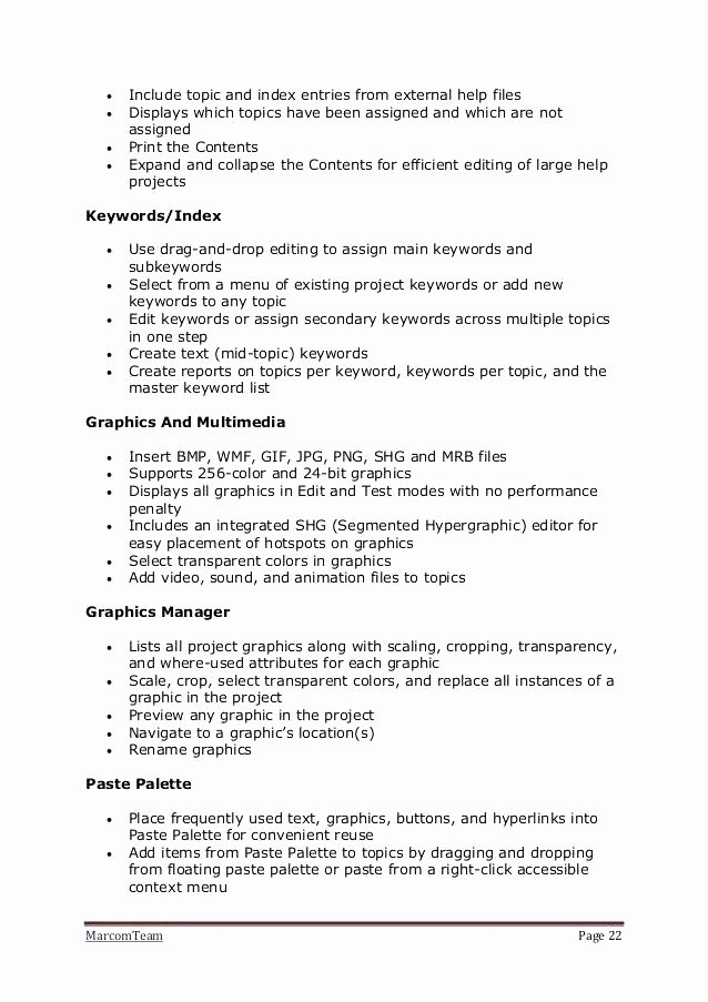 100 Resume Words