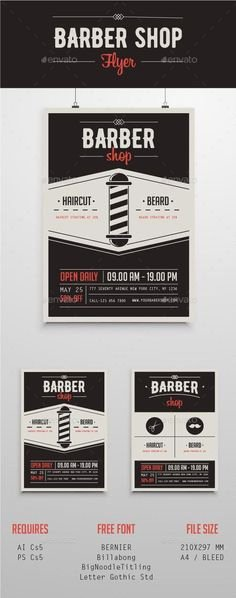 1000 Images About Barber On Pinterest