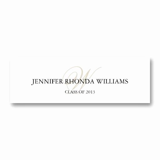 1000 Images About Name Cards for Graduation Announcements