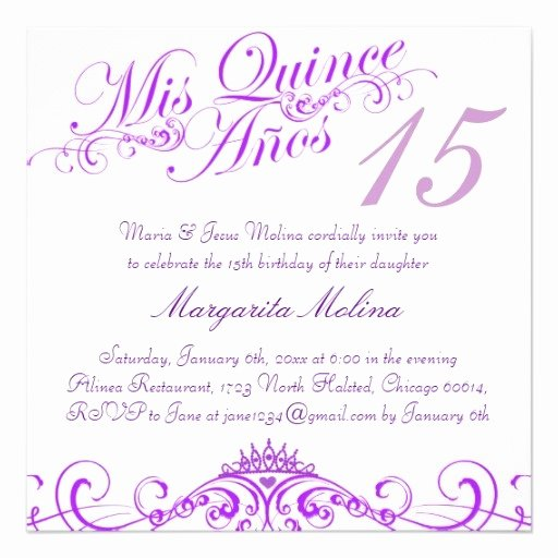 1000 Images About Quinceanera Invitation Ideas On