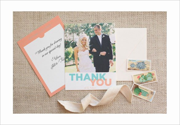 105 Thank You Cards Free Printable Psd Eps Word Pdf
