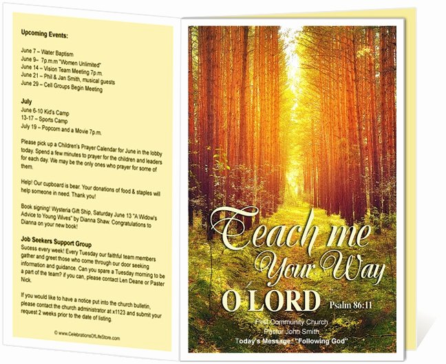 11 Best Images About Church Bulletin Covers On Pinterest