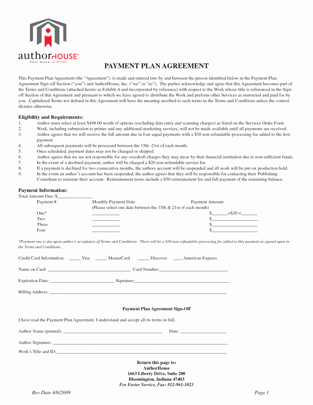 11 Best Of Payment Arrangement Agreement Template