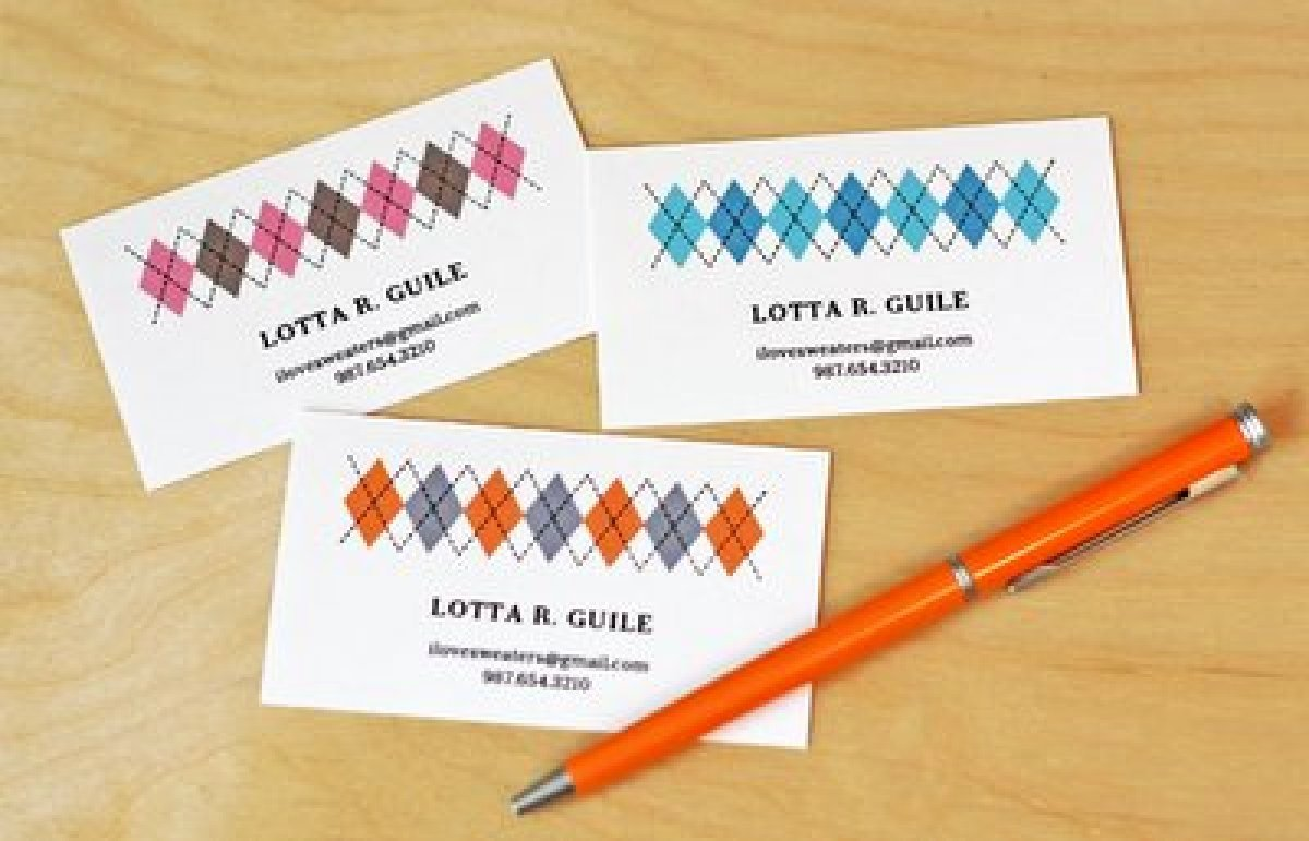 11 Free Printable Business Cards You Can Make at Home