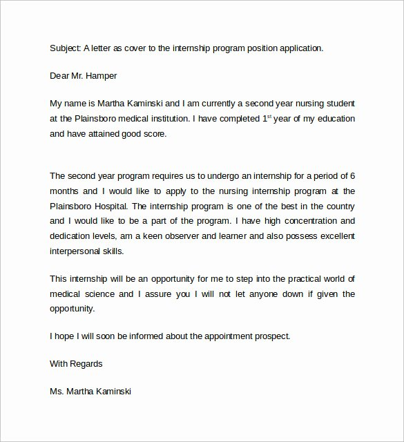 11 Nursing Cover Letter Examples to Download