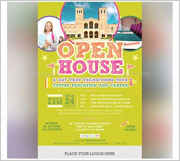 11 Open House Invitation Templates Free Psd Vector Eps