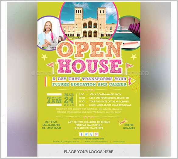 11 Open House Invitation Templates Free Psd Vector Eps