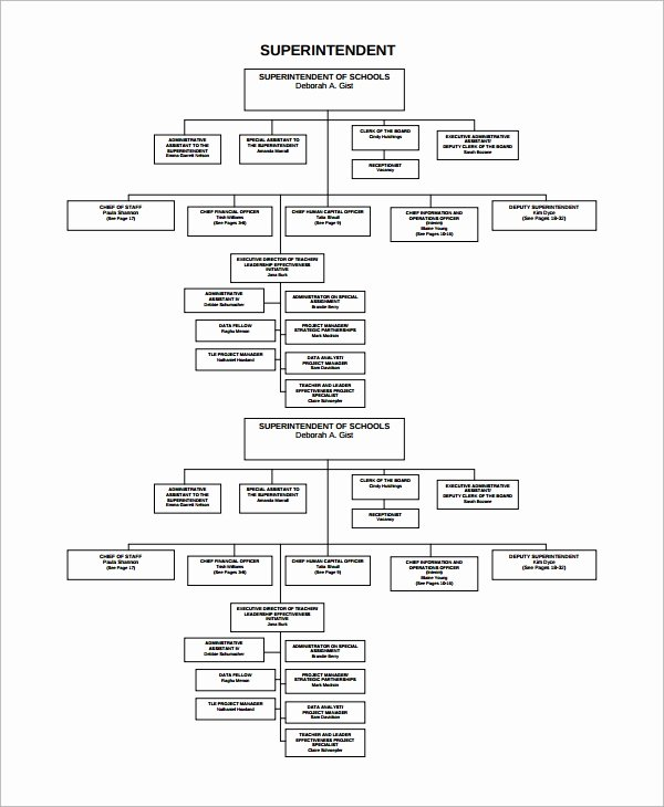 11 Sample Flow Chart Templates