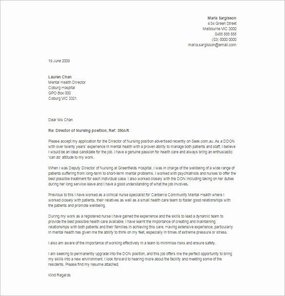 11 Sample Nursing Resignation Letter Templates Pdf Doc