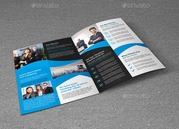 11x17 Brochure Template Word Free Templates Resume
