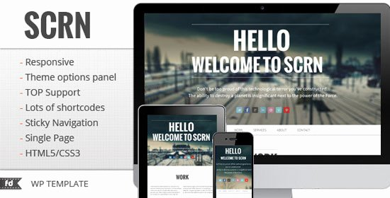 12 Amazing Responsive E Page Website Templates for Your