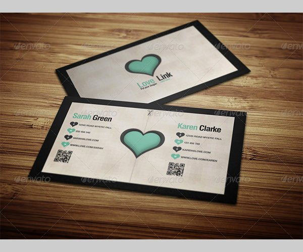12 Best Cheap Double Sided Business Cards Download