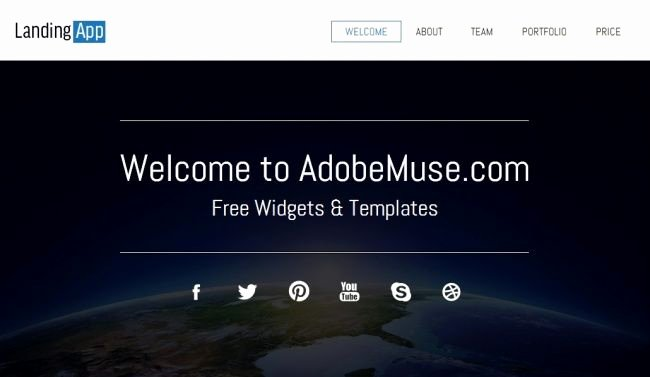 12 Best Images About Adobe Muse On Pinterest