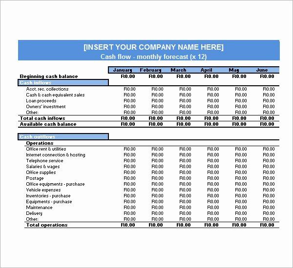 12 Cash Flow Analysis Samples