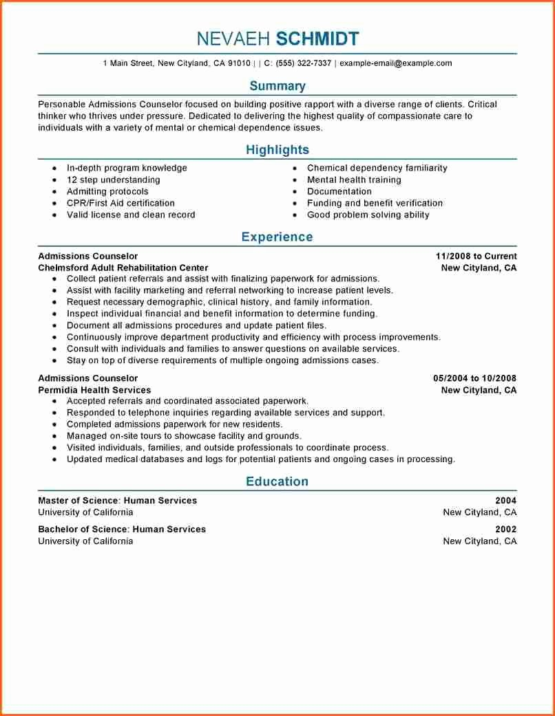 12 Example Perfect Resume Bud Template Letter