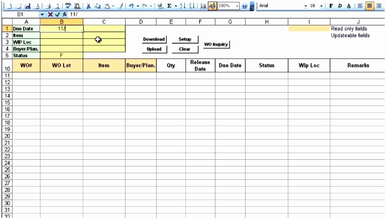 12 issue Tracking Spreadsheet Template Excel Ntrti