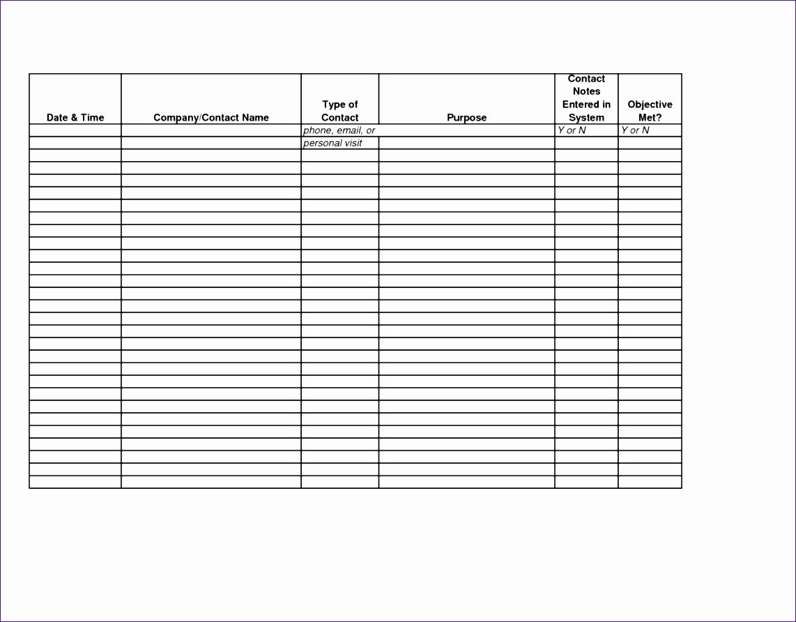 12 Microsoft Excel Monthly Bud Template