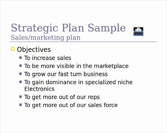 12 Sales Strategy Templates Doc Pdf