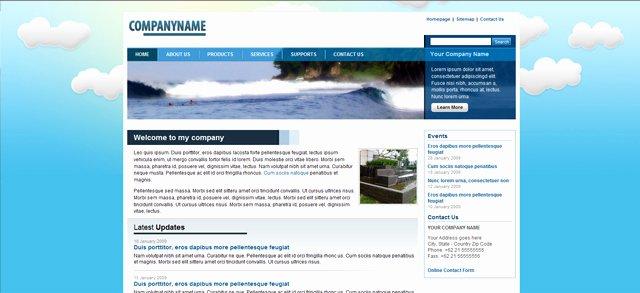 12 Useful HTML Non Profit Website Templates