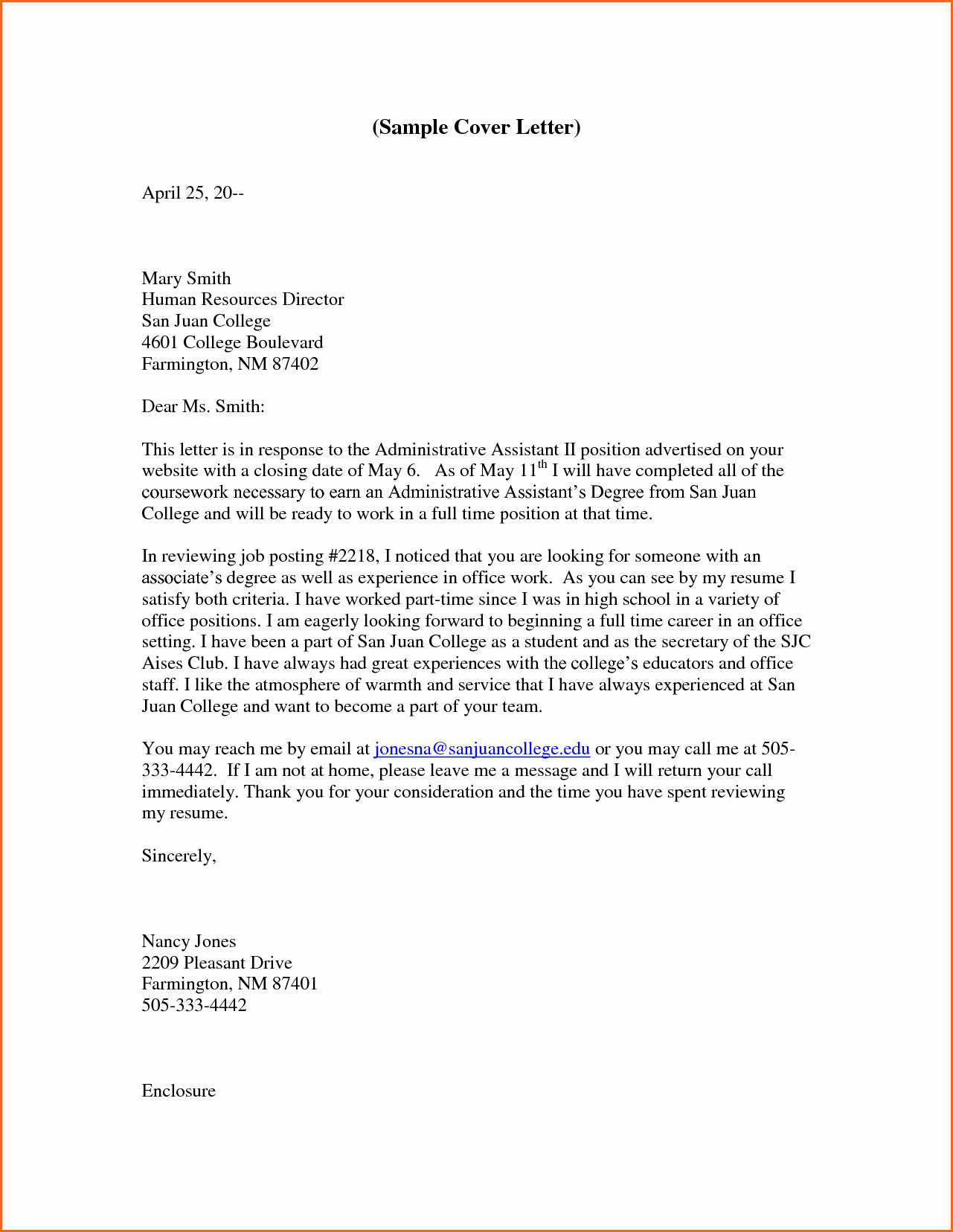 13 Administrative assistant Cover Letter Bud