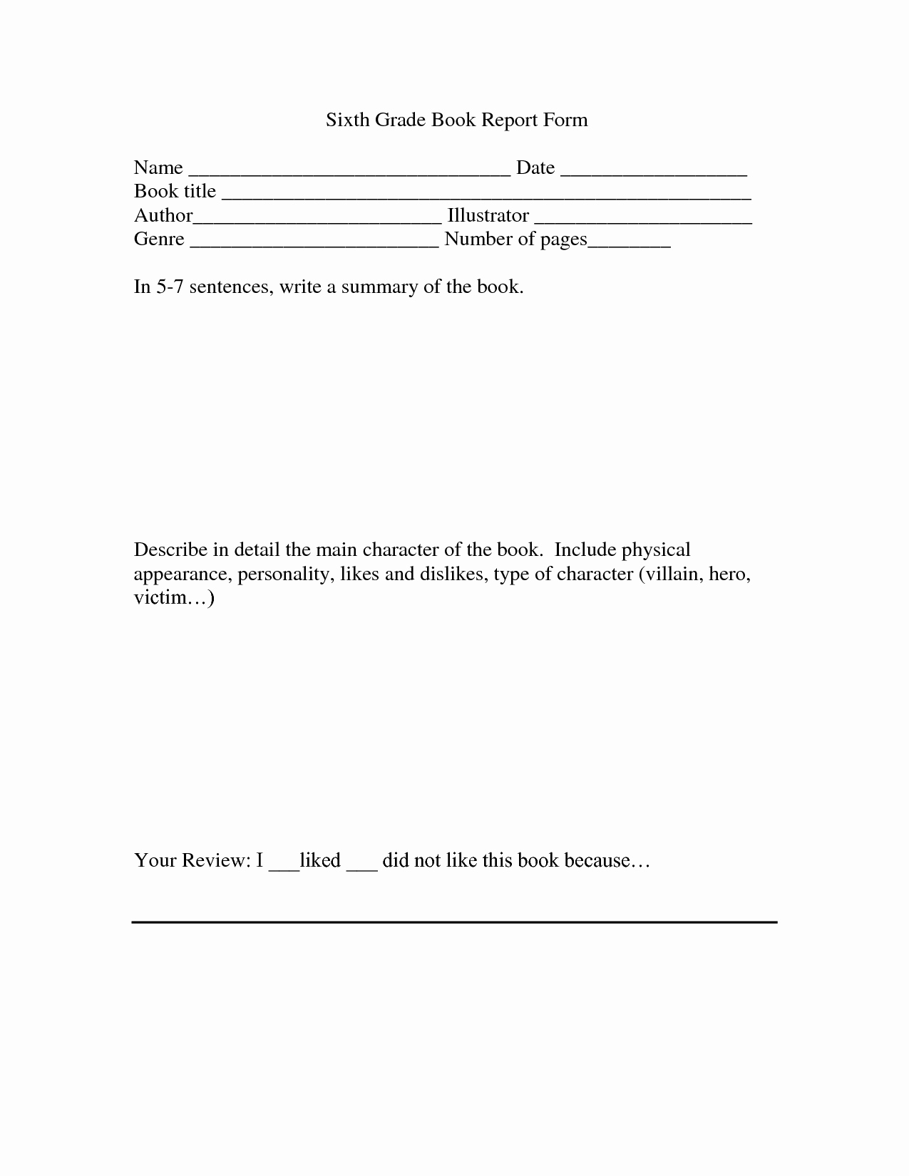 post 1st grade writing paper template